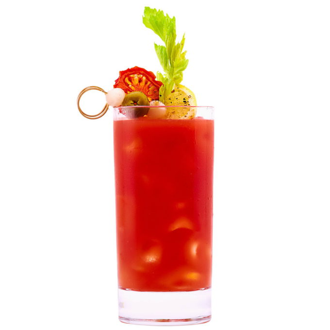 Bloody Mary - recept