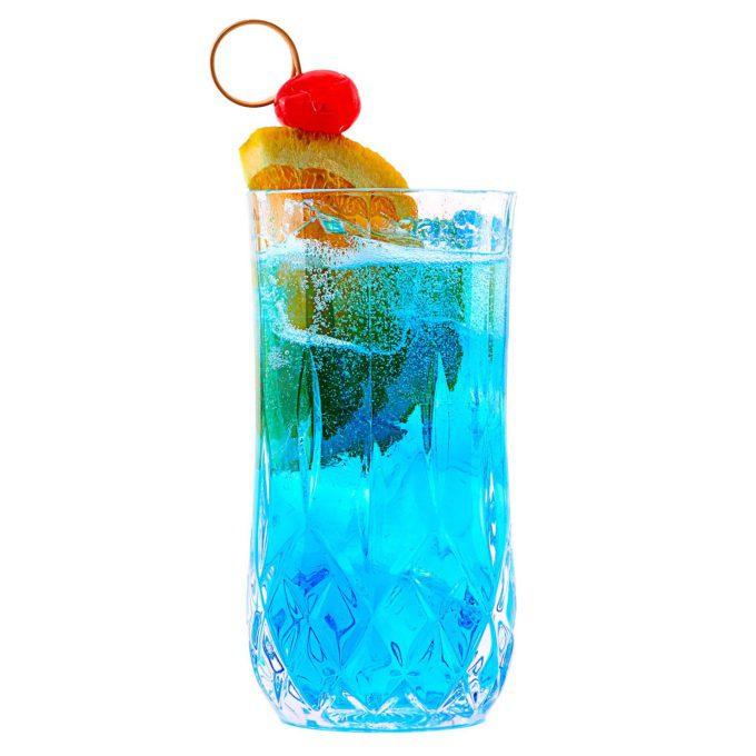 Blue Lagoon - recept