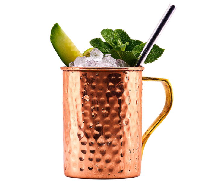 Moscow Mule - recept